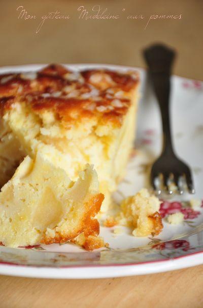 Aujourd'hui, voici un gros gâteau, bien épais, digne d'un dimanche après-midi. J'ai toujours aimé les gâteaux aux pommes, mais il faut avouer qu'ils sont généralement assez simples. C'est pour ça que j'ai eu envie de changer un peu, de sortir de l'ordinaire,...