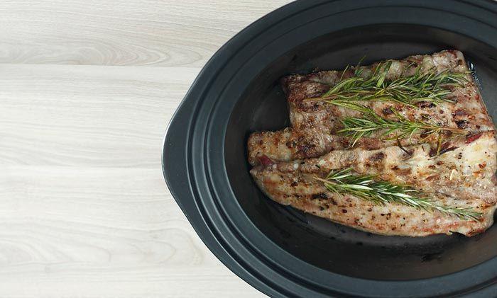 Crockpotting | Costillas de cerdo asadas en Crock Pot | http://www.crockpotting.es