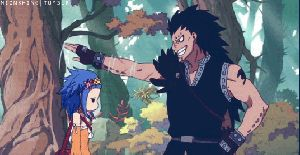 Gif Fairy tail MDR !!!