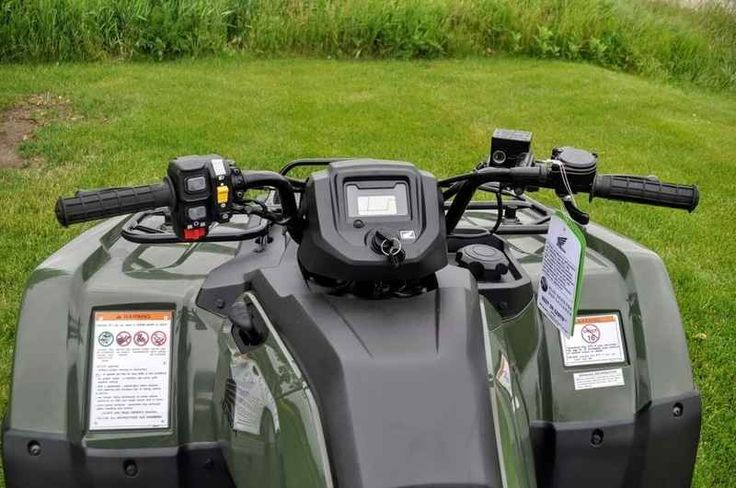 New 2016 Honda FourTrax Rancher 4X4 ES ATVs For Sale in Wisconsin. 2016 Honda FourTrax Rancher 4X4 ES, 2016 Honda® FourTrax® Rancher® 4X4 ES Choose The Perfect ATV For The Job Or Trail. Every ATV starts with a dream. And where do you dream of riding? Maybe you ll use your ATV for hunting or fishing. Maybe it needs to work hard on the farm, ranch or jobsite. Maybe you want to get out and explore someplace where the cellphone doesn t ring, where the air is cold and clean. Or maybe it s for…