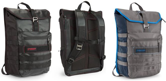 Having made some of the most durable ballistic nylon bags we've ever tested—generally device-agnostic ones—Timbuk2 has set its sights firmly on MacBook Pro users with Spire ($99), a coated polyester backpack that looks a lot like recent designs we've loved from Chrome, STM Bags, and Mission Workshop.…