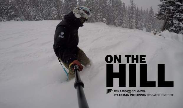 On the Hill is brought to you by The Steadman Clinic and the Steadman Philippon Research Institute. VIDEO: In the Friday, Jan. 20 edition of On the Hill, Vail Daily