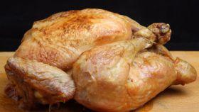 Plnené kurča