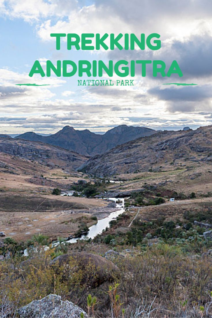 Climbing Pic Boby and trekking Andringitra National Park, Madagascar