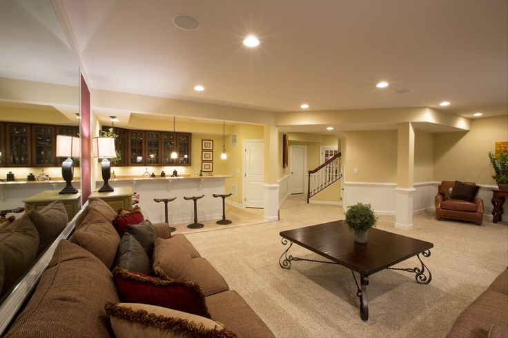 Beautiful Basement Decorating Ideas