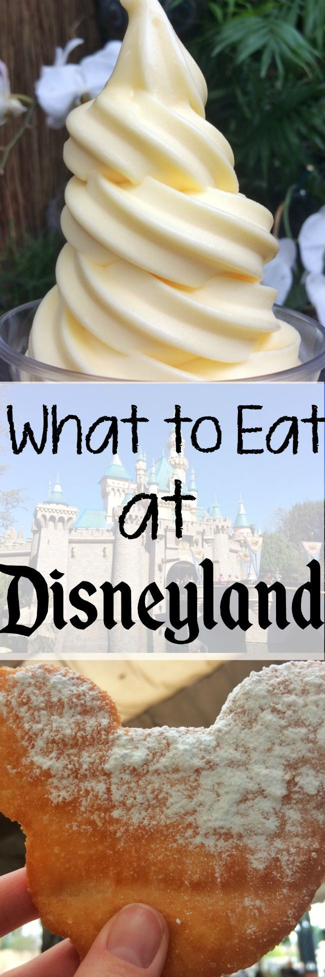 The Best Things to Eat at Disneyland!  Disneyland Food, Disneyland food tips, Disneyland food picture, Disneyland food California, Disneyland Food Hacks