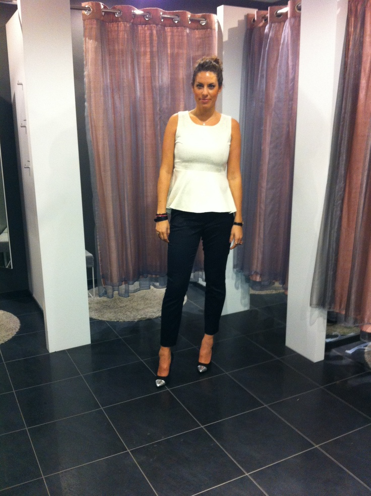 Nina Johansson dressed in #Lindex at event with #SofisMode