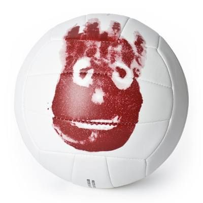 Pelota Voley Wilson El Naufrago Oficial Cast Away Volley Tg - $ 255,00