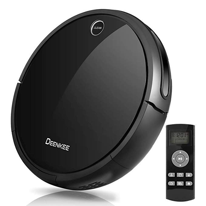 Best Robot Vacuum Cleaner With Water Tank