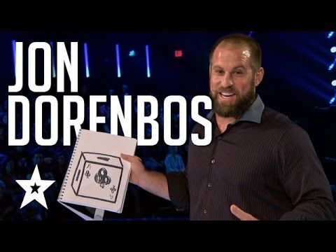John Dorenbos Audition and Performances on AGT America's Got Talent 2016. All of the finalists that year were wonderful. John is one of the 9 who deserved to win YouTube