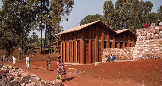 The library of Muyinga – BC architects