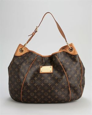 Louis Vuitton  Monogram Galliera GM Tote Bag- Made in France