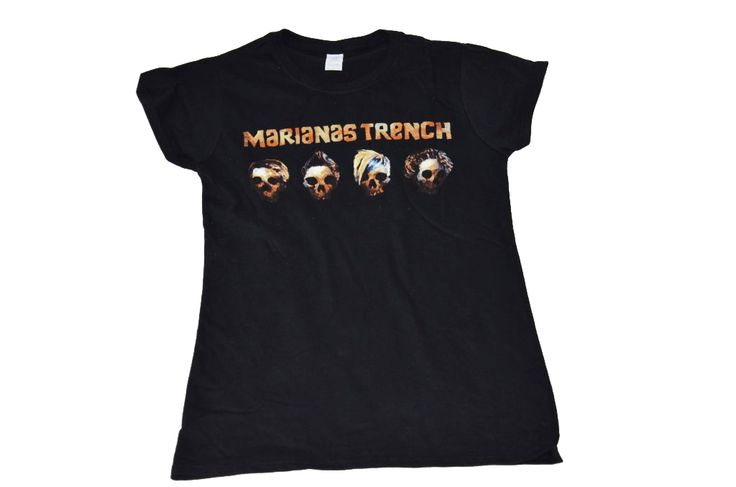 My favourite Marianas Trench band tee