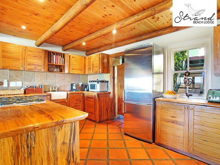 Our fully equipped kitchen begs for social meal prep with a living area leading out to the porch and beach. Link: http://ow.ly/Dm0Q307VZEo