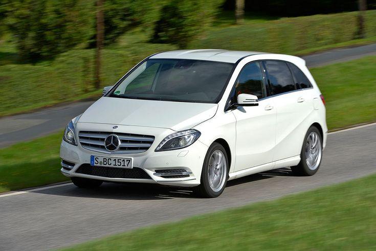 Mercedes B 220 CDI