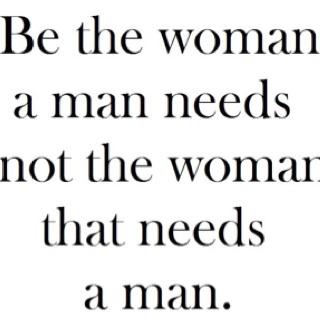 Be needed