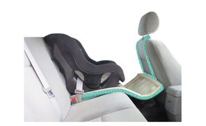 Groupon - Catchie Concepts Justice Kenedy 3 in 1 Catchie Car Seat Protector. Groupon deal price: $46.76