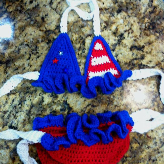 4th of july bikini walmart