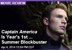 Latest News:  Captain America is Years 1st Summer Blockbuster.  Chris Evans is back as Captain America in an action-packed flick that seems better suited for a summer opening. With a star-studded line-up, including Scarlett Johansson and Robert Redford, critics generally agree The Winter Soldier pleases.  Get all the latest news on your favorite celebs at www.CelebrityDazzle.com!