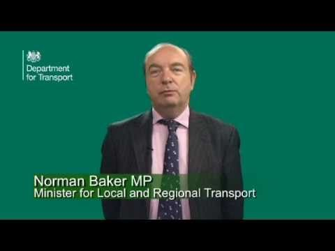 Transport Minister Norman Baker gave a video speech at the Suffolk Sustainable Transport Forum and welcomed the involvement of Hutchison Ports UK, BT and Suffolk County Council.