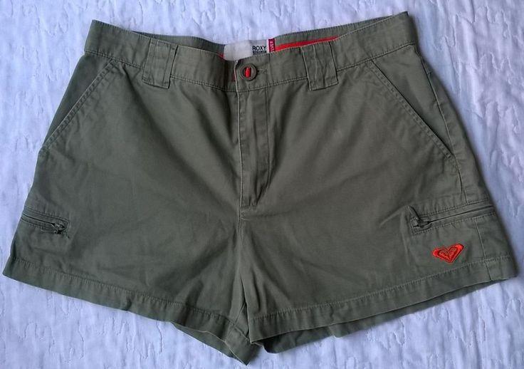 Mini Short multipoches Femme - ROXY (QuiKsilver) 36cm / size 2