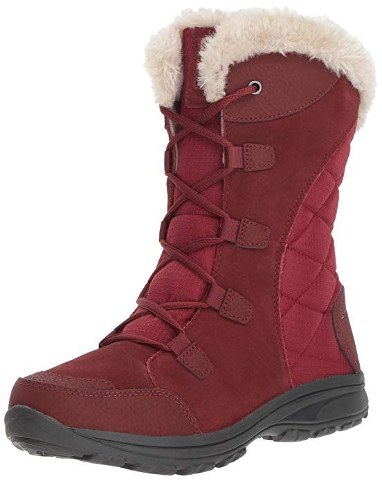 8c7d11757 Amazon.com: Columbia Women's Ice Maiden II Insulated Snow Boot: Clothing