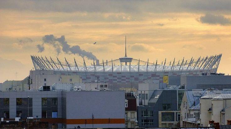 Stadion Narodowy niemal jak transatlantyk