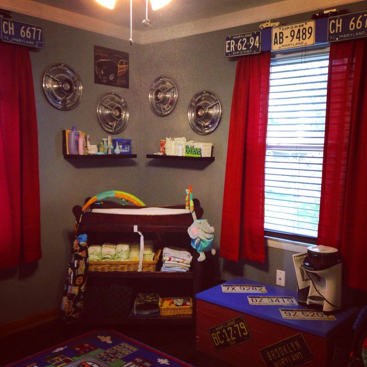 25 Best Ideas About Boy Room Paint On Pinterest: 25+ Best Ideas About Car Themed Nursery On Pinterest