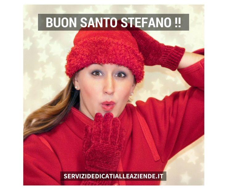 Buon Santo Stefano a tutti !!