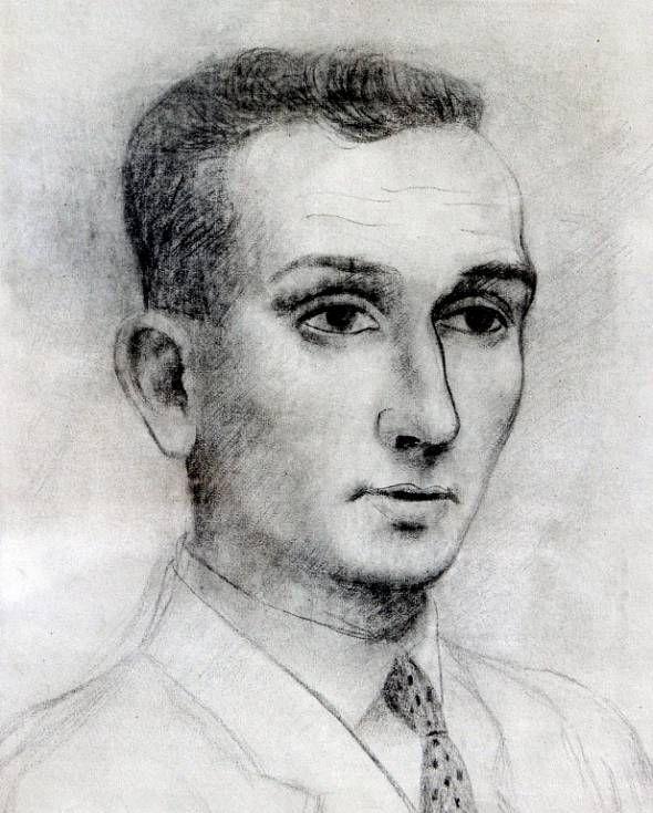 FRANTIŠEK MUZIKA (1900-1974) Autoportrét