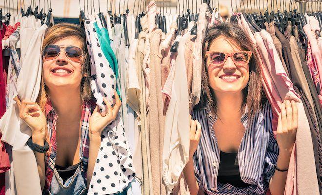Donde comprar ropa de marca a mitad de precio. Diferentes sitios para conseguir ropa de buena marca y calidad. Cuida tu dinero y ahorra más.