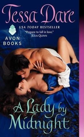 A Lady by Midnight (Spindle Cove, #3)