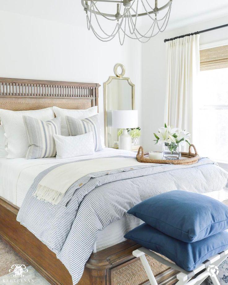 Small Master Bedroom Decor And Bedroom Decorating Ideas Pine Furniture Bedroomdecoratingideas Remodel Bedroom Guest Bedroom Makeover Master Bedroom Remodel