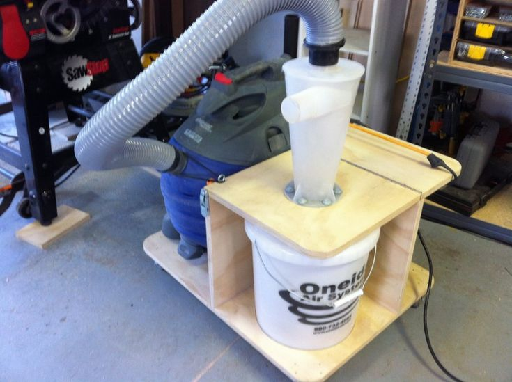 Dust Collector Cyclone Design Woodworking Projects Amp Plans