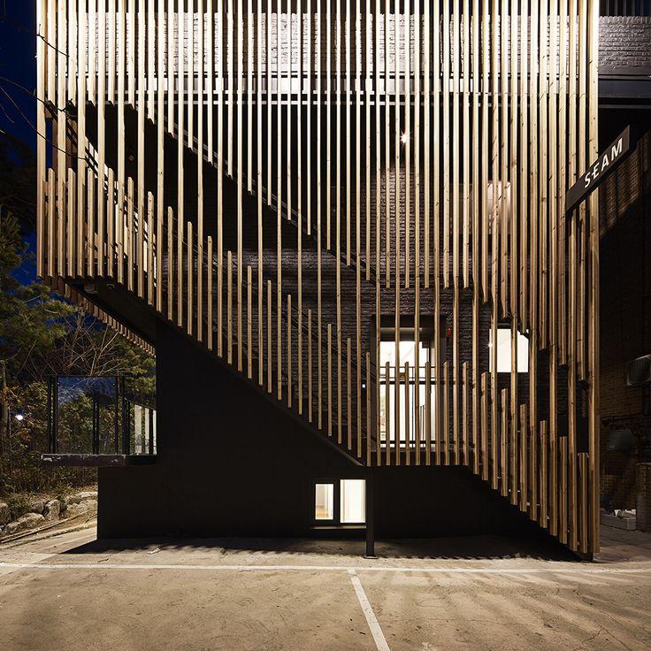 Las 25 mejores ideas sobre escaleras exteriores en - Escaleras de madera exterior ...