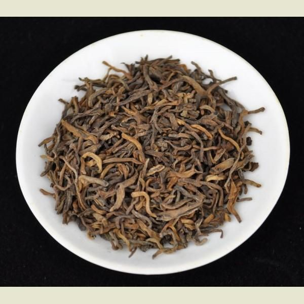 Golden Needle Ripe Pu-erh Tea of Menghai – Yunnan Sourcing USA