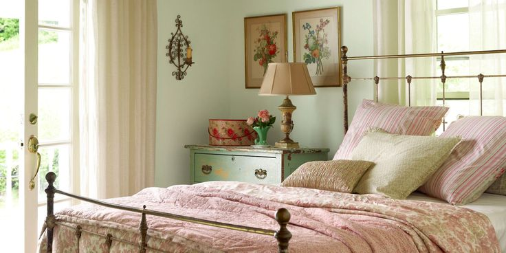 These Are the 12 Best Paint Colors for Bedrooms  - CountryLiving.com