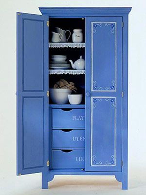 9 Best Kitchen Pantry Armoires Images On Pinterest