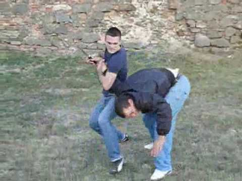 STREET FIGHT REAL SELF DEFENSE Aikido
