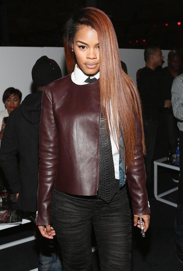 teyana taylor outfits   Teyana Taylor BLASTS Former Friend LaShontae Heckard For Dating Ex ...