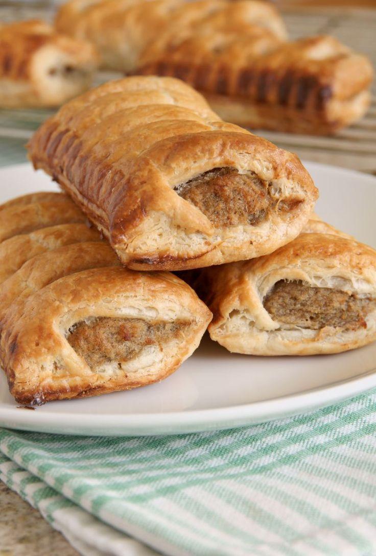 """Het lekkerste recept voor """"Worstenbrood"""" vind je bij njam! Ontdek nu meer dan duizenden smakelijke njam!-recepten voor alledaags kookplezier!"""