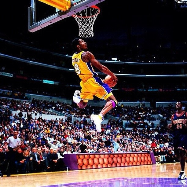 Kobe Bryant - Los Angeles Lakers