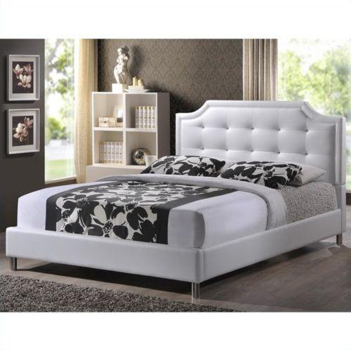Baxton-Studio-Carlotta-Platform-w-Upholstered-Headboard-White-Bed