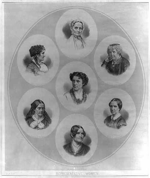 July 19, 1848: The Seneca Falls Convention for Women's Rights, the first of its kind in the US, began in New York.Organized by Lucretia Mott and Elizabeth Cady Stanton, the Convention was attended by approximately 300 men and women and was considered to be the beginning of the Women's Suffrage Movement.