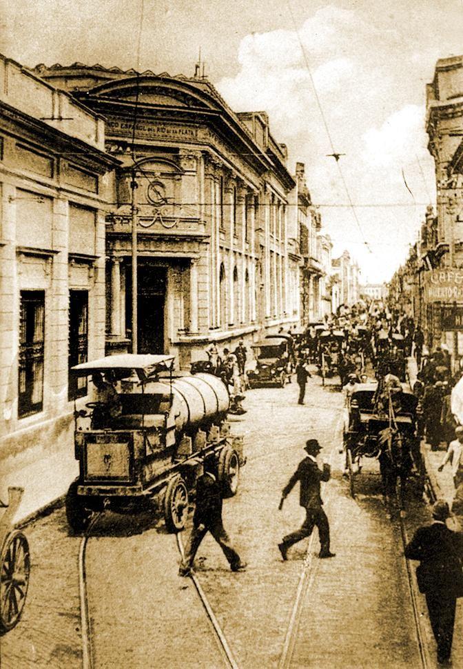 Viaje en el tiempo: así era Tucumán hace un siglo - La Gaceta
