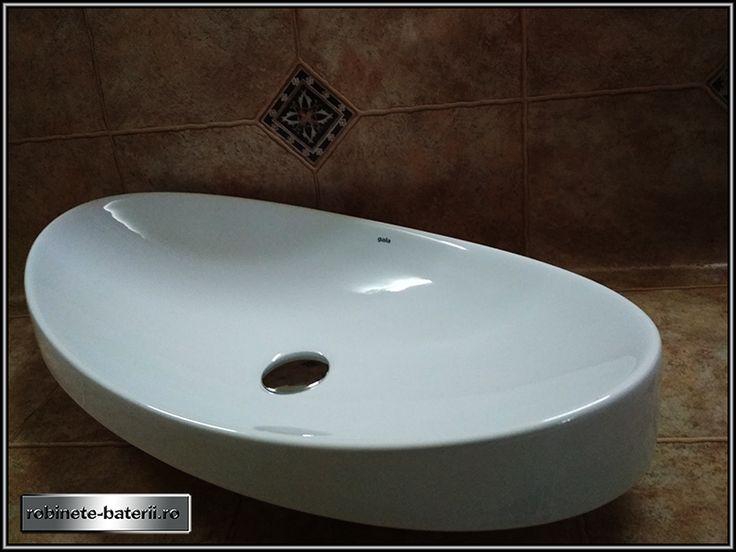 Lavoar oval Klea 65 cm