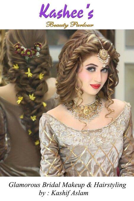 Kashees Hair Pakistani Bridal Makeup Pakistani