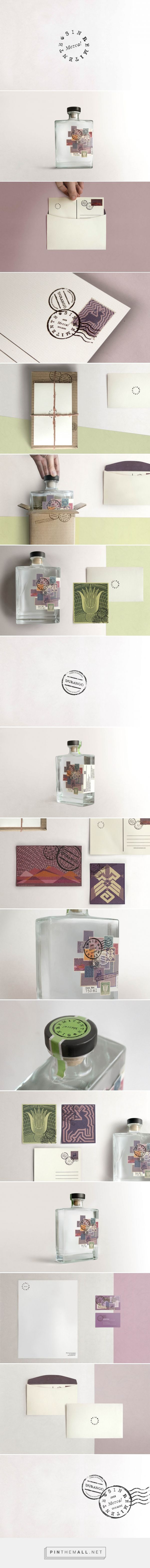 SIN REMITENTE mezcal Branding by TORO PINTO | Fivestar Branding – Design and Branding Agency & Inspiration Gallery