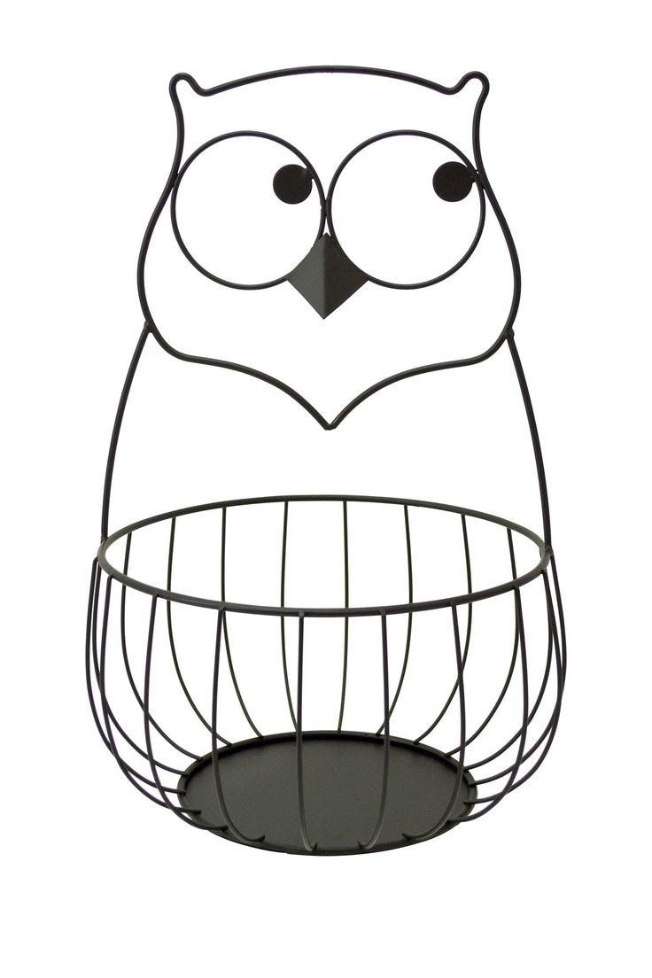 73 best owl kitchen decor images on Pinterest | Owl kitchen, Owl ...