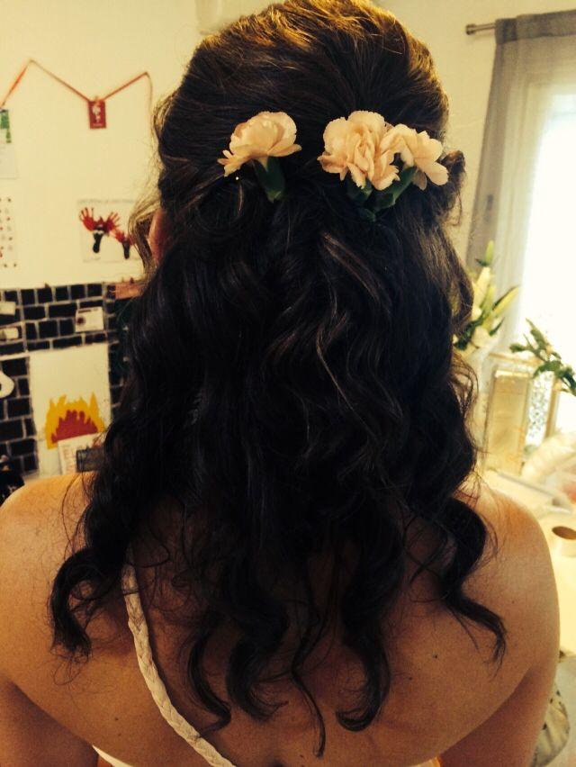 Bridesmaid #2 back shot